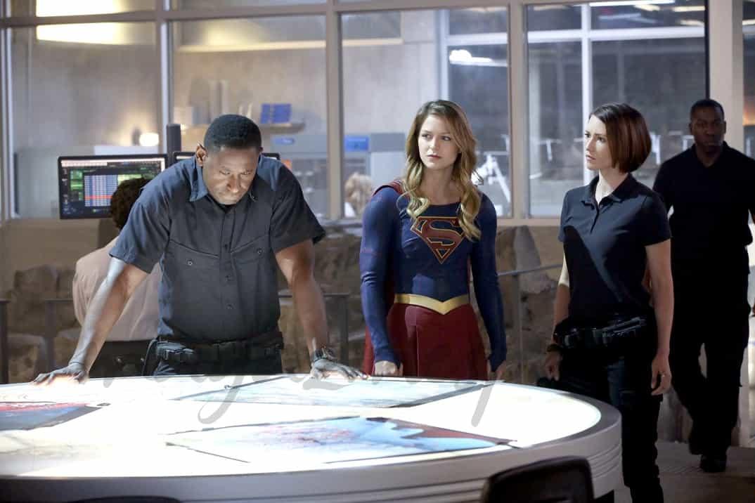 Supergirl - Capítulo 8 - © Atresmedia