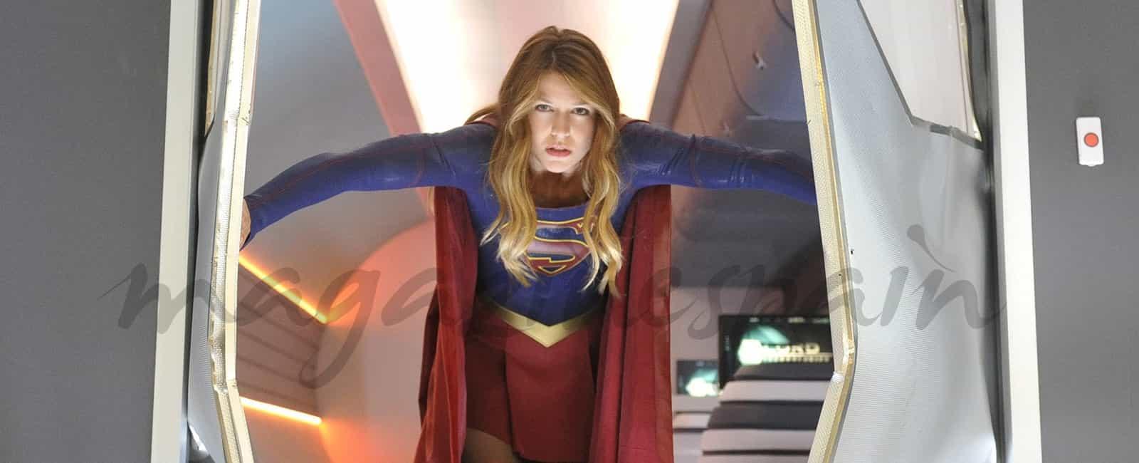 "Supergirl ""pierde sus poderes"""