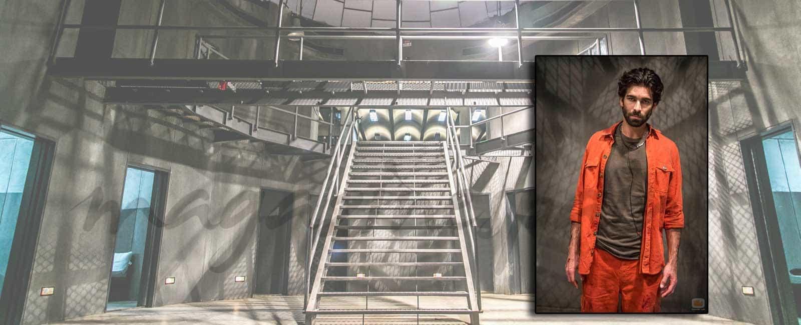 «Supermax»: el nuevo trabajo de Rubén Cortada