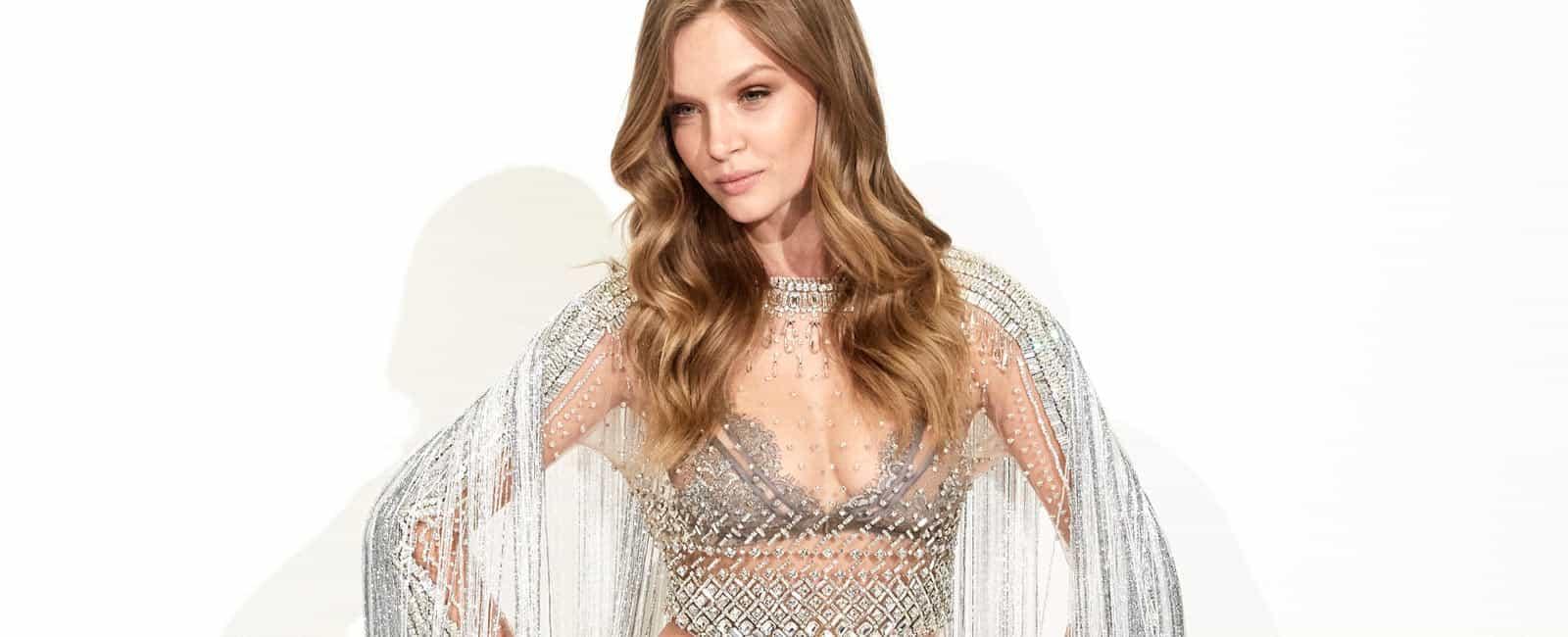 El modelo joya de Swarovski para Victoria's Secret Fashion Show