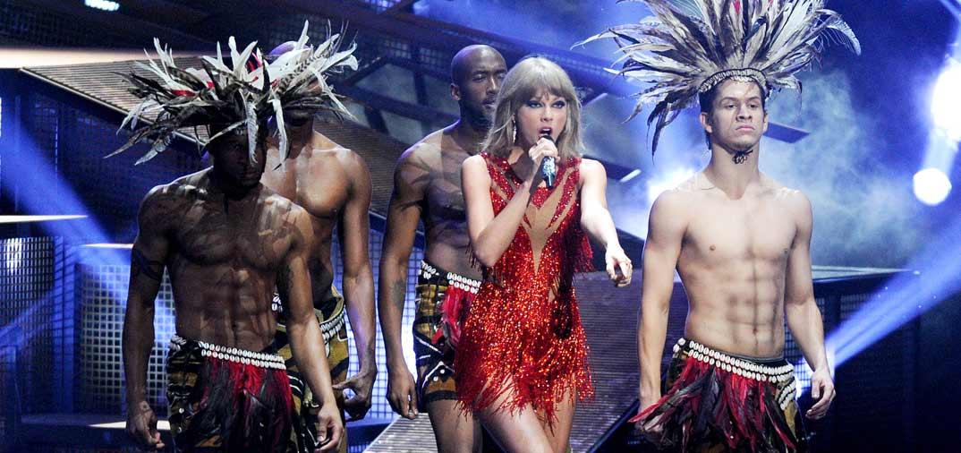 Taylor Swift bate records de recaudación, con su gira «The 1989 World Tour»