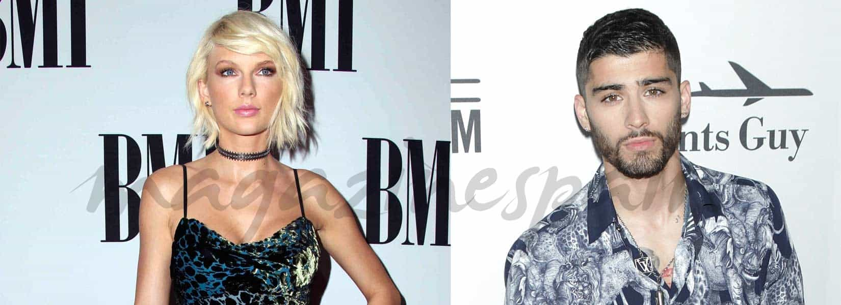 Taylor Swift y Zayn Malik nueva pareja musical