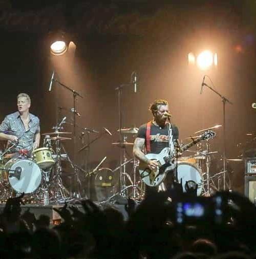 The Eagles of Death Metal, vuelven a tocar en París