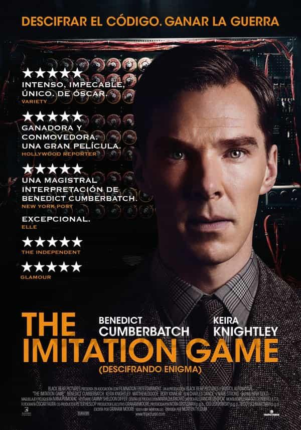 Estrenos de Cine de la Semana… 1 de Enero 2015