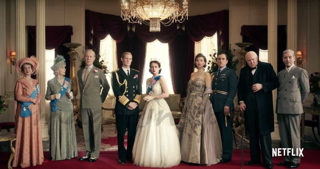 The Crown © Netflix