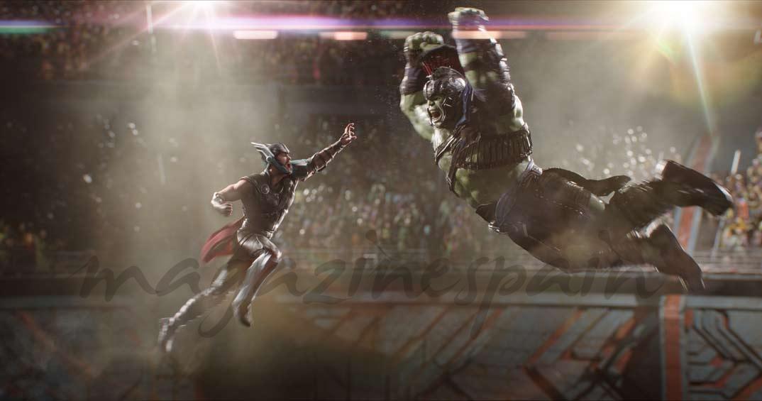 Thor: Ragnarok © Marvel