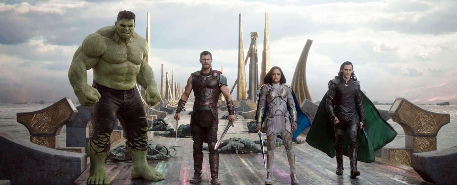 Thor: Ragnarok – Trailer Oficial