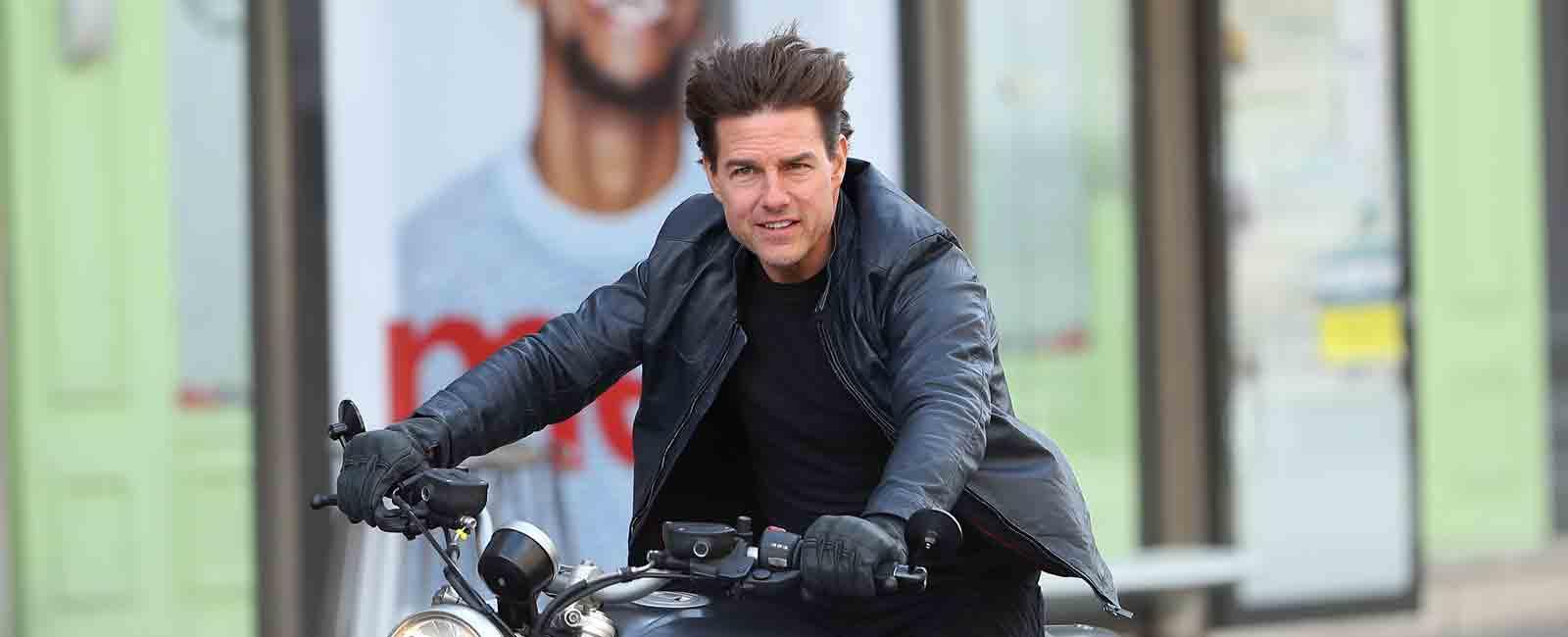 Tom Cruise protagonizará la escena más arriesgada de Misión Imposible 6
