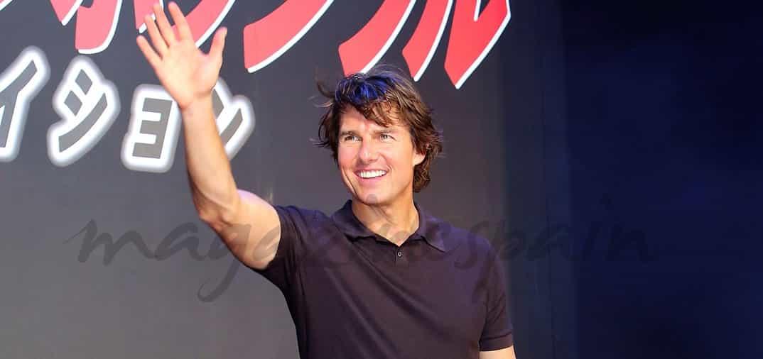 Esta vez en Tokio, Tom Cruise y Misión Imposible arrasan