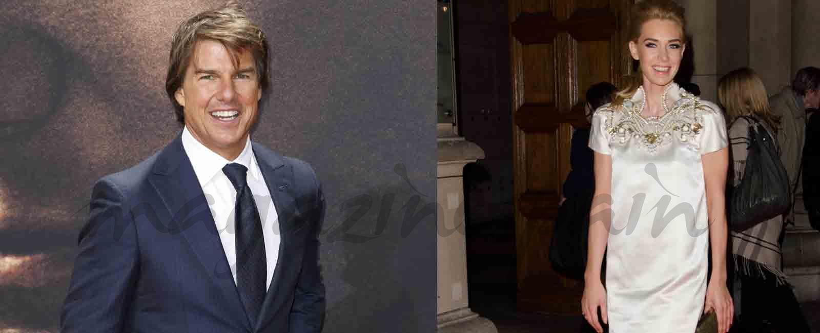 Tom Cruise podría anunciar su boda, con la actriz inglesa Vanessa Kirby