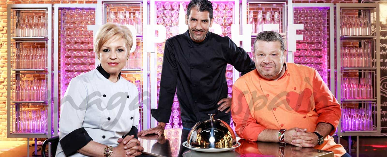 Menú de Navidad con el jurado de 'Top Chef'
