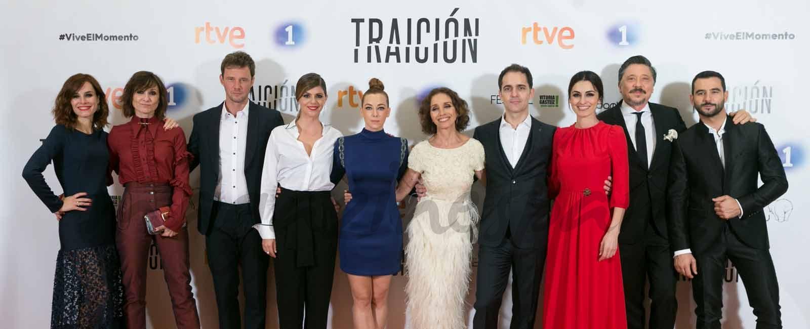 Ana Belén regresa a la televisión como «malísima» en «Traición»