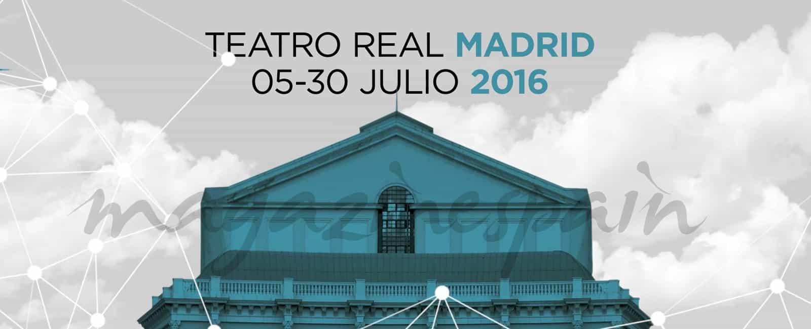 El Teatro Real abre sus puertas a la 2ª Univeral Music Festival