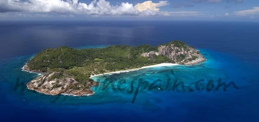Una isla paradisíaca para la luna de miel de la princesa Madeleine de Suecia