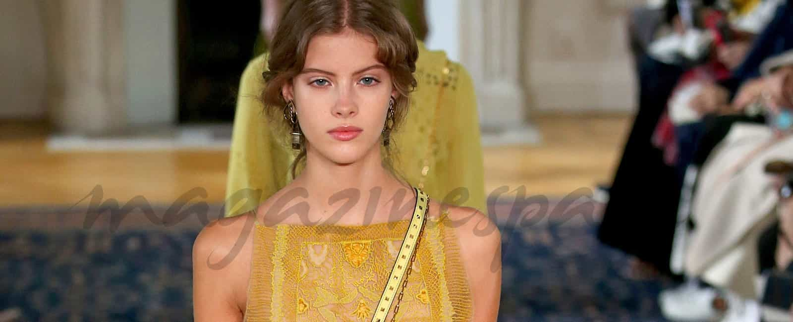 París Fashion Week: Valentino Primavera-Verano 2017