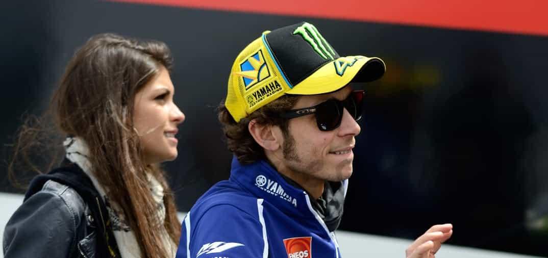 Valentino Rossi y Linda Morselli, ponen fin a nueve años de noviazgo