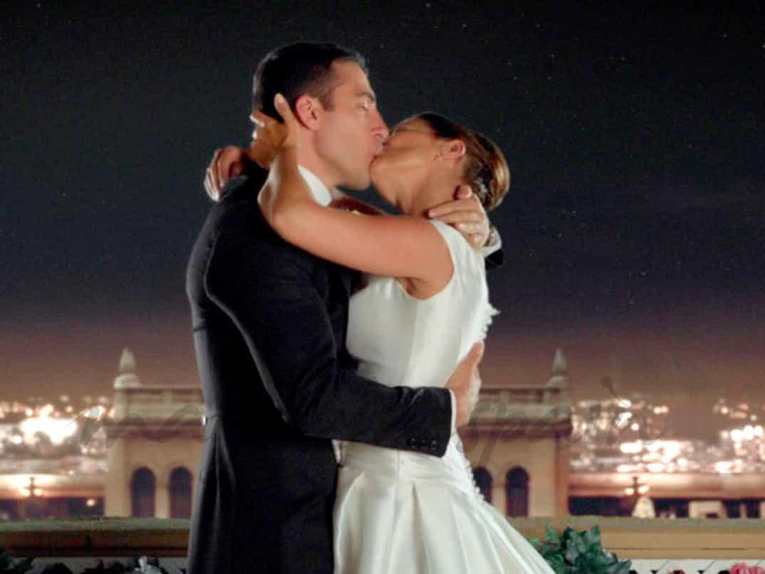 Paula Echevarría y Miguel Ángel Silvestre - Capitulo final - Velvet © Atresmedia