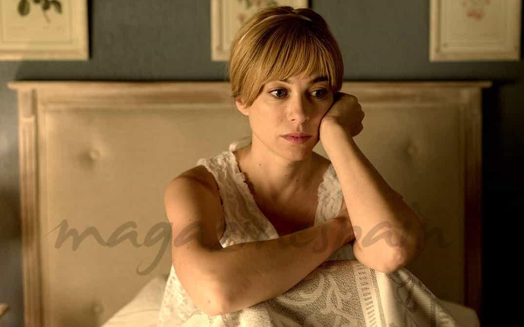 """""""Velvet"""" – Última temporada – capítulo 8 – Marta Hazas © Atresmedia"""
