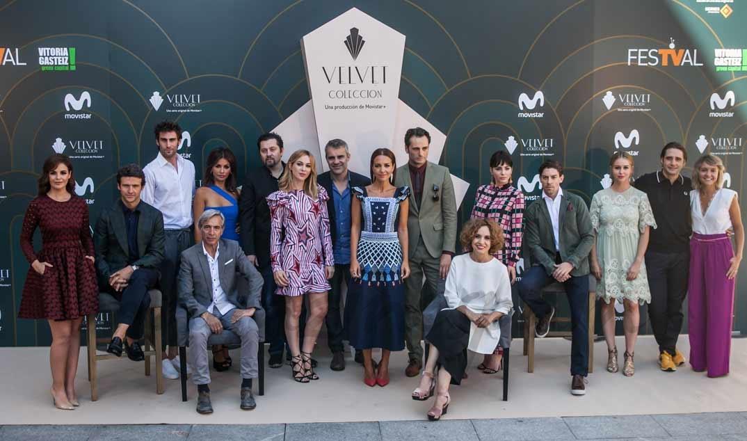 Velvet Colección - FesTVal Vitoria