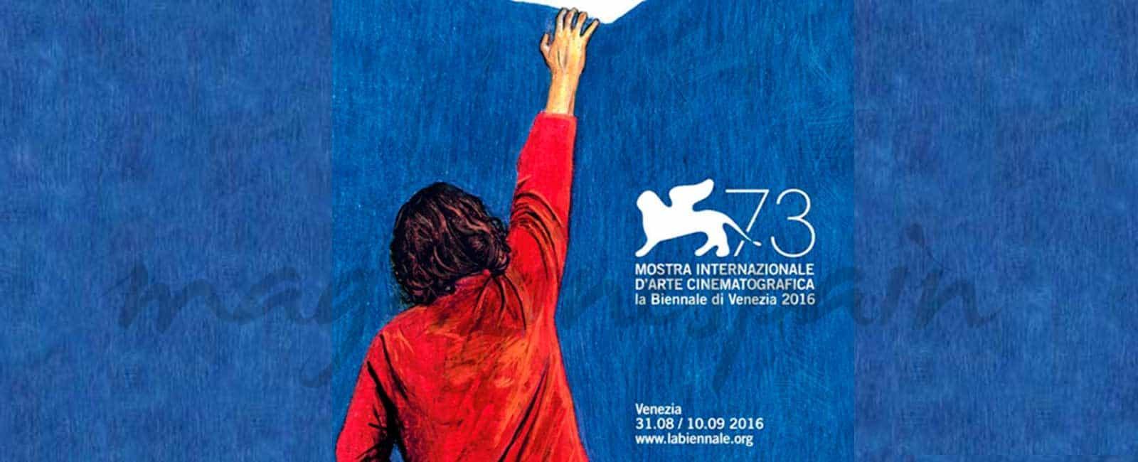 Comienza el 73º Festival de Cine de Venecia