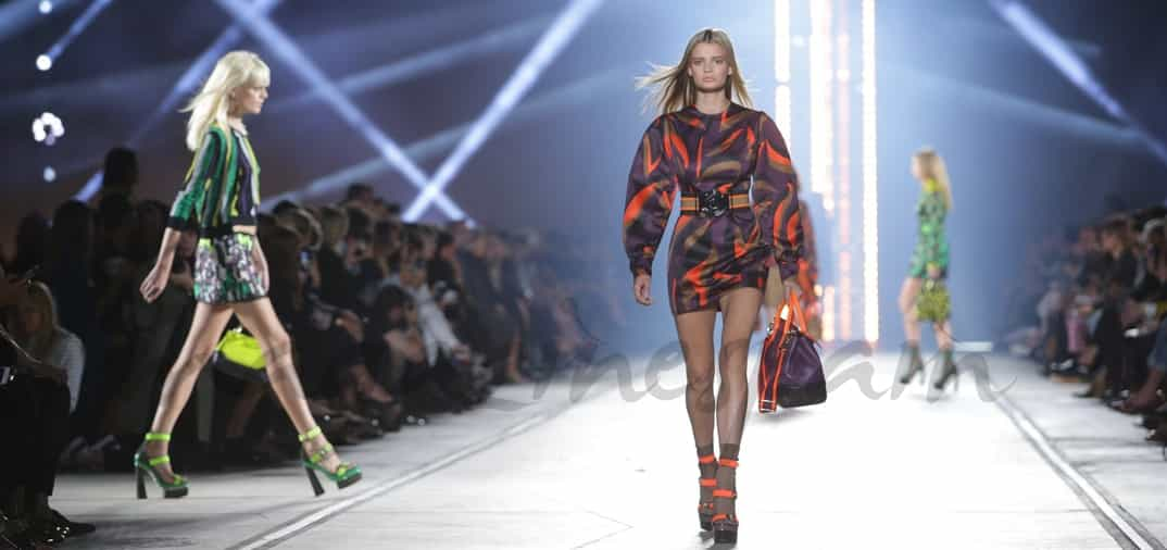 Milán Fashion Week 2015: Versace