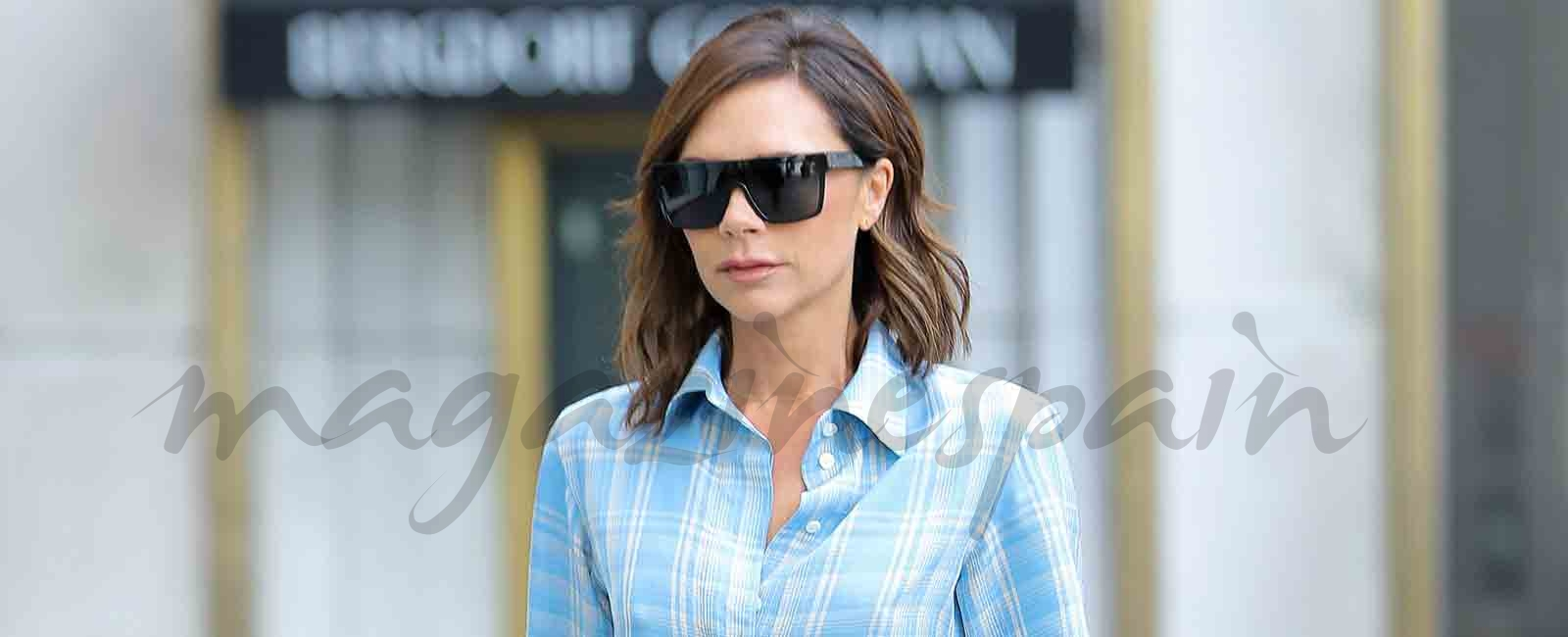 Victoria Beckham se une a la moda de sacar el pijama a la calle