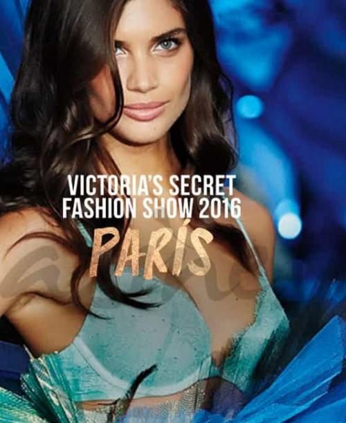 """Los ángeles de """"Victoria's Secret"""" llegan a París"""