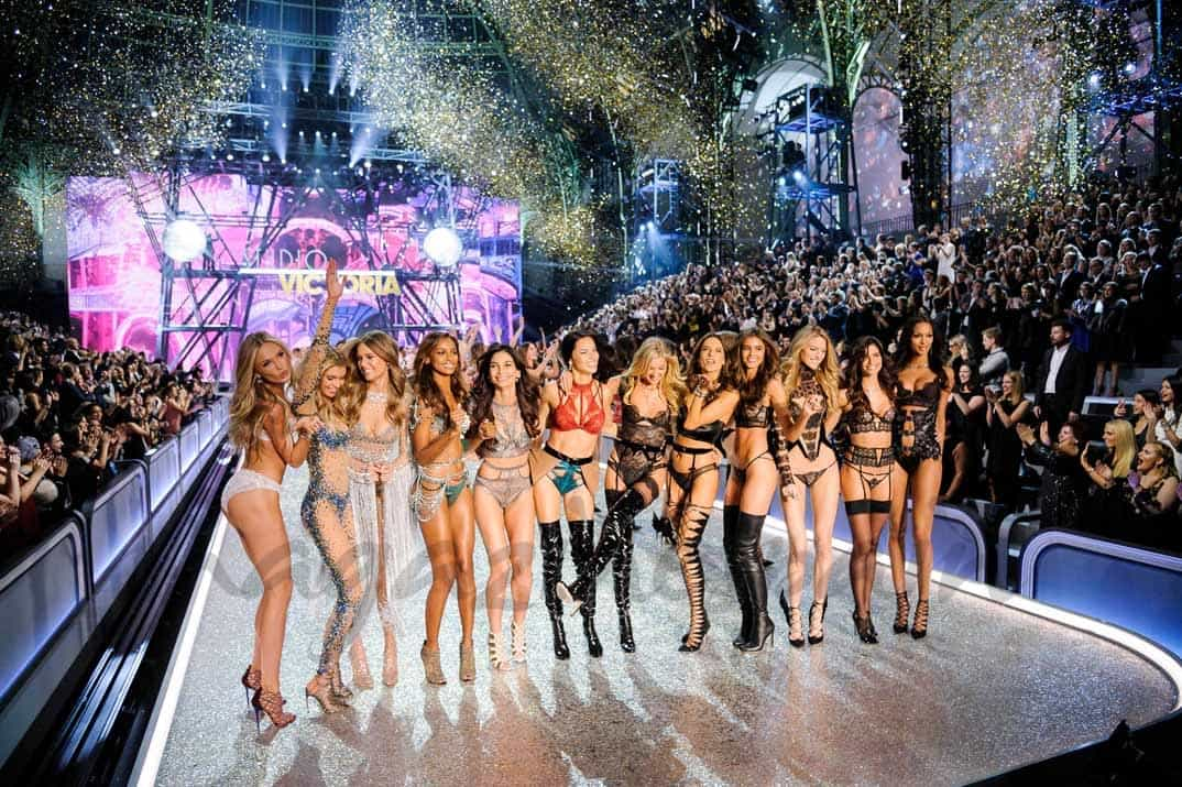Victoria's Secret Fashion Show Paris
