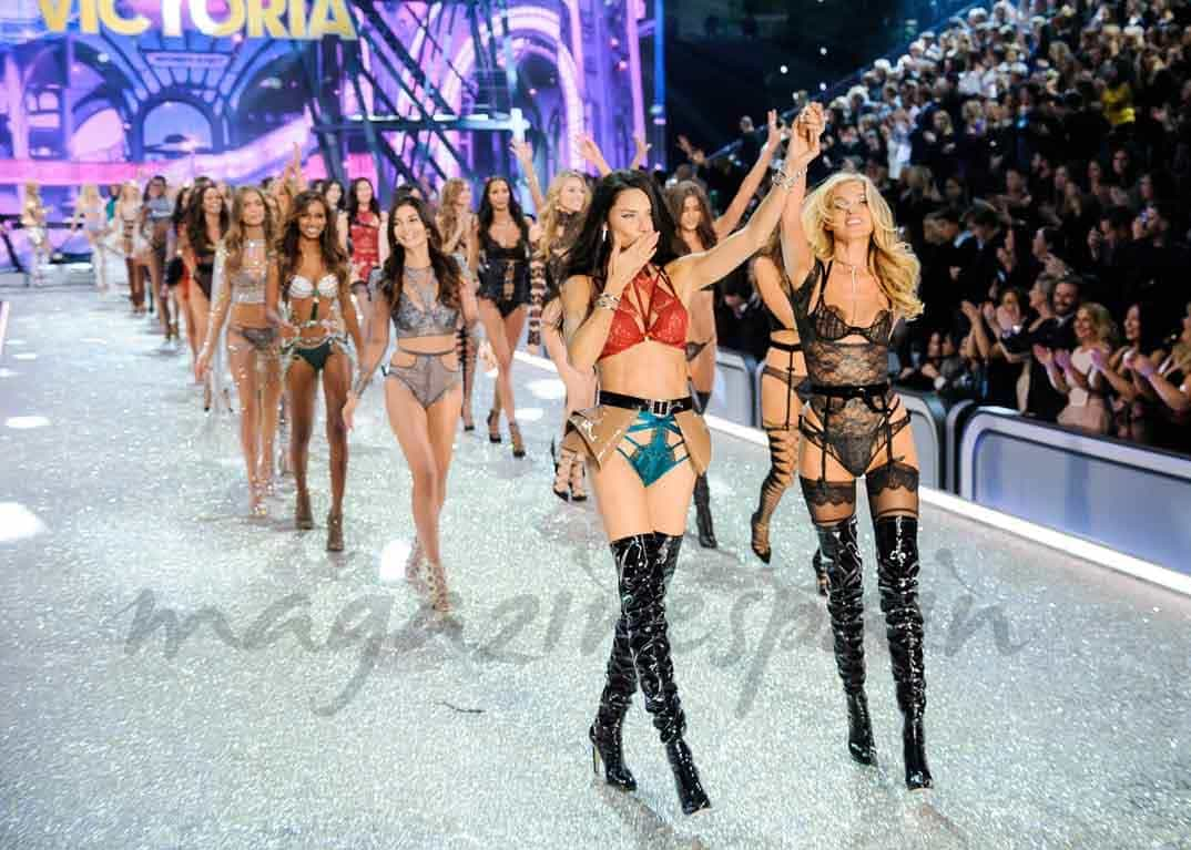 victorias secret conquista paris