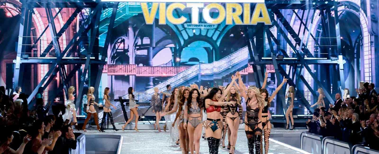 El Show de Victoria's Secret conquista París