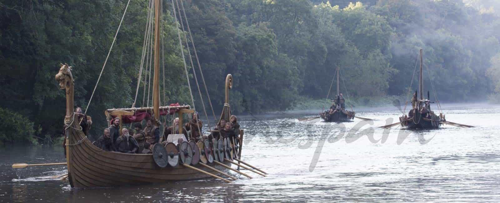 «Vikingos»: Teaser de la esperada segunda parte de la cuarta temporada