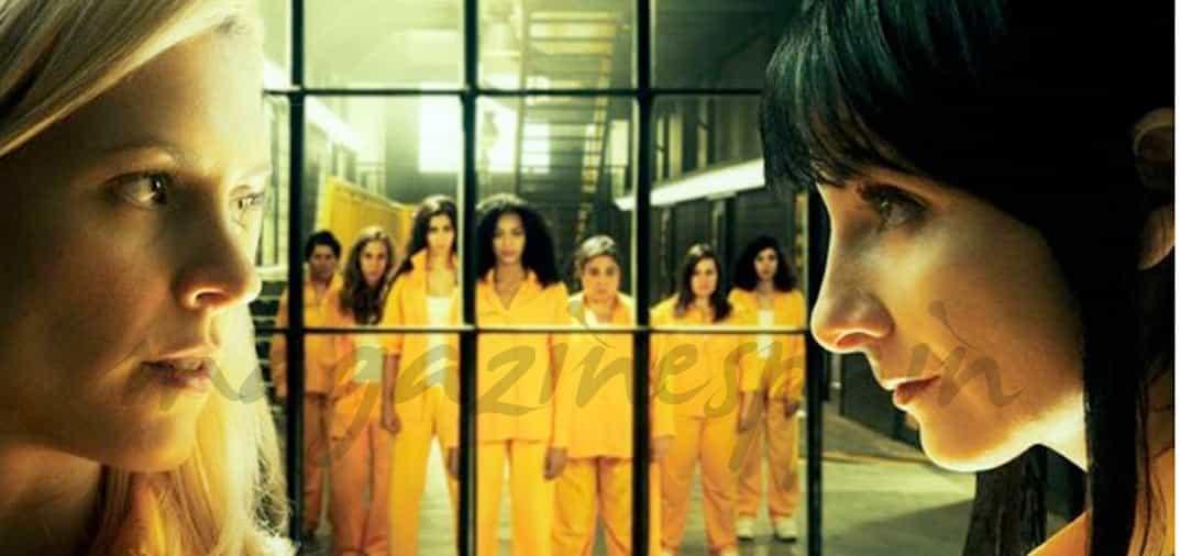 Najwa Nimri y Maggie Civantos, protagonizan «Vis a Vis», que se estrena hoy