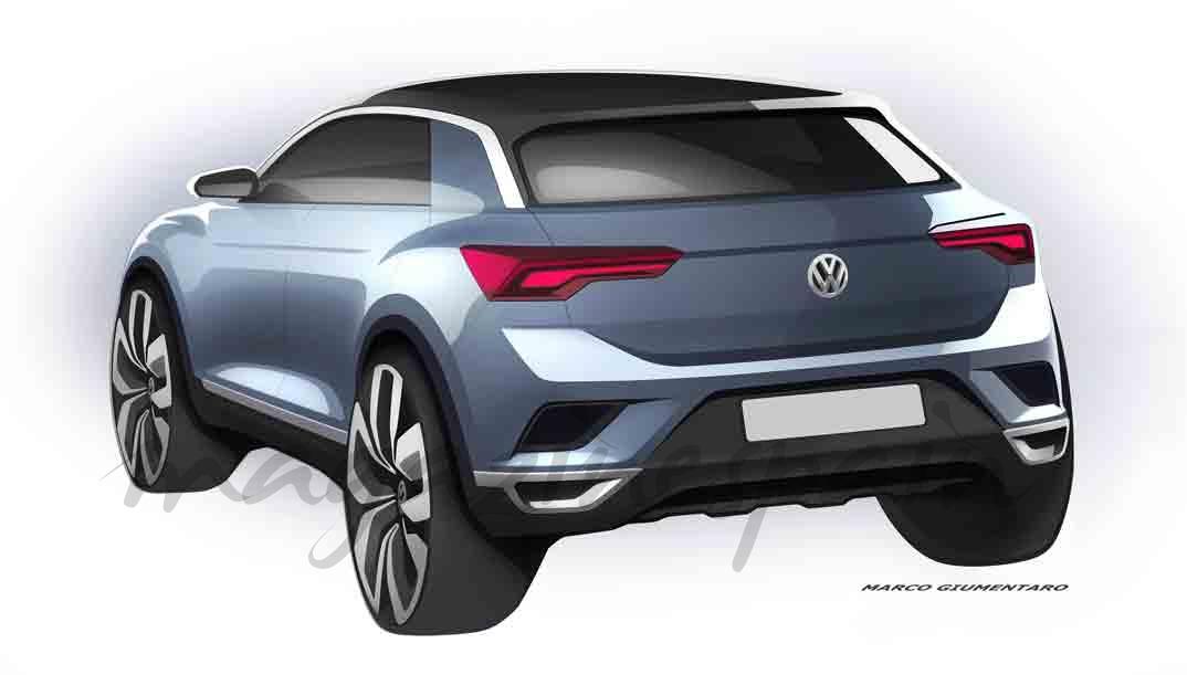 proximo lanzamiento volkswagen T-ROC