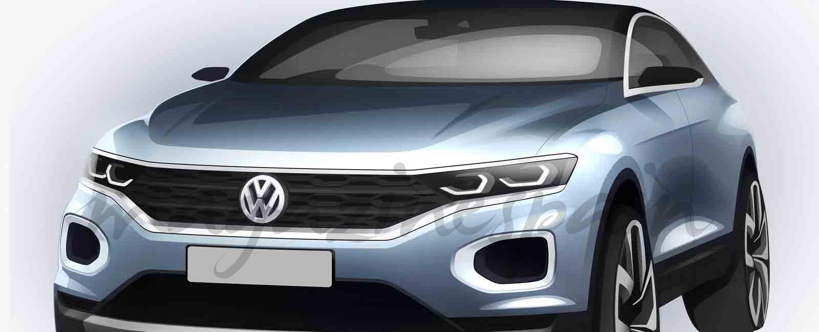 Próximo lanzamiento del Volkswagen T-ROC