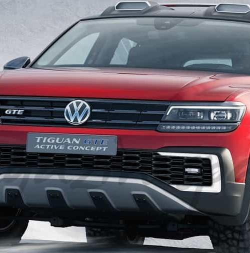 Nuevo Volkswagen Tiguan