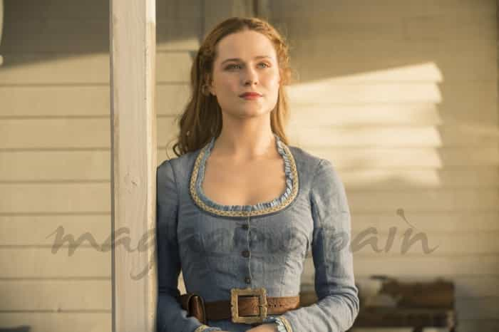 Westworld - Evan Rachel Wood © HBO