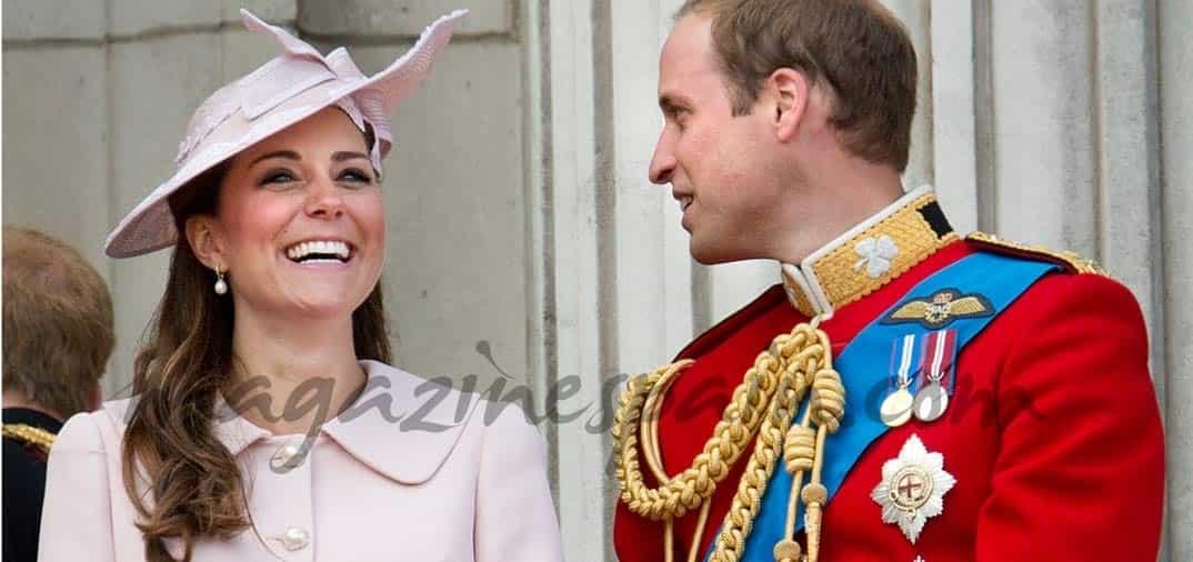 La duquesa de Cambridge, madre de un varón