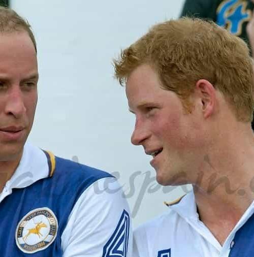 El principe Guillermo juega al polo… mientras espera la llegada de su hijo