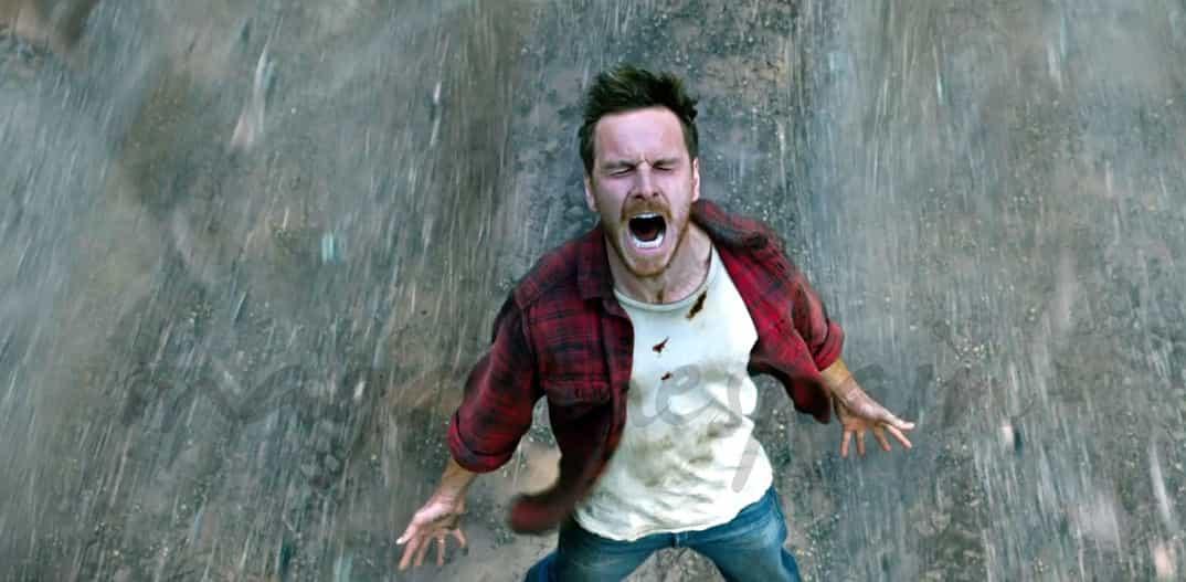 Michael Fassbender- X- Men Apocalipsis
