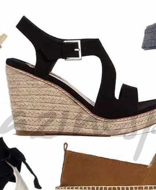 Zapatos imprescindibles para este verano